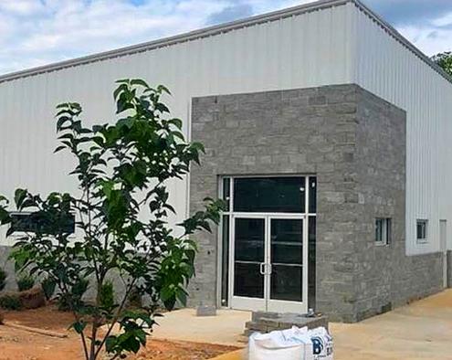 Metal Custom Building