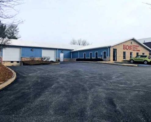 Metal Warehouse Office